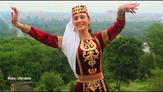Крымскотатарская «Хайтарма» в разных странах мира
