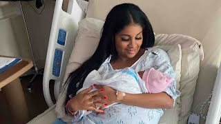 '90 Day Fiancé' Stars Anny & Robert Welcome Baby