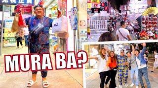 NAG SHOPPING MAG ISA SA HONG KONG (ANG DAMI KONG NABILI!!)   LC VLOGS #290