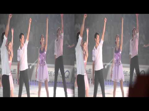 [3D]120825 All That Skate Summer - finale