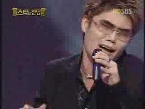 Kim Bum Soo singing