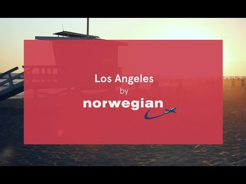 Oplev Los Angeles med Norwegian