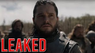 MAJOR DEATHS Coming! - Game of Thrones Season 8 Episode 5 LEAKED