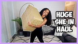HUGE AFFORDABLE SHEIN TRY ON HAUL!