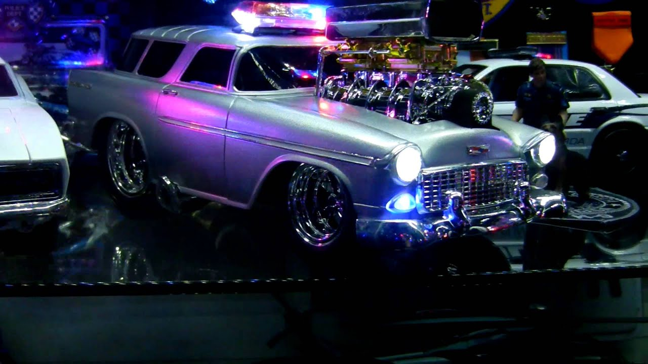 Chevy Muscle Cars >> Muscle Machine police cars - YouTube