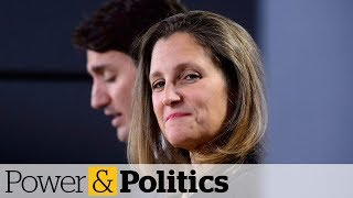 USMCA a good deal 'under the circumstances,' say former premiers | Power & Politics