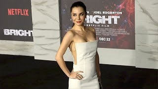 """Martha Higareda """"Bright"""" Los Angeles Premiere"""