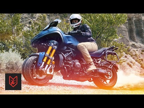 Why the Yamaha Niken Makes Sense - Motorcycle Review