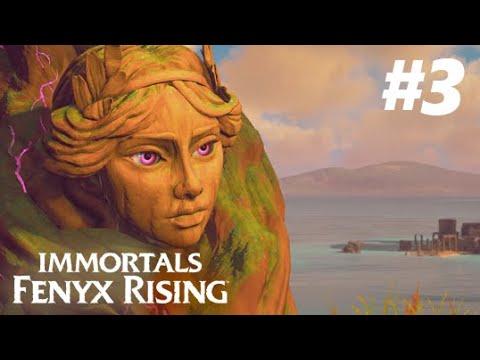 Immortals Fenyx Rising (2020) Gameplay Walkthrough   Part 3 [PS4 1080p 60FPS]