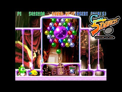 "SUPER PUZZLE BOBBLE - "" CON 5 DUROS"" Episodio 512 (1cc)"
