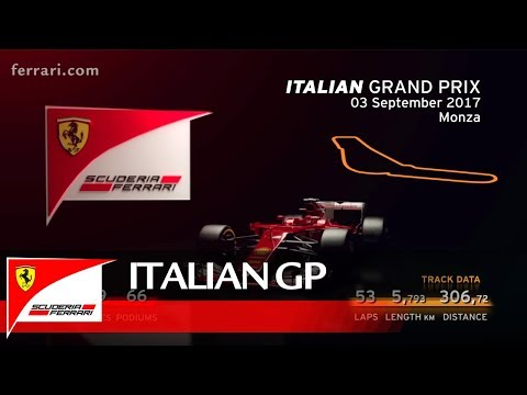 Italian Grand Prix Preview - Scuderia Ferrari 2017