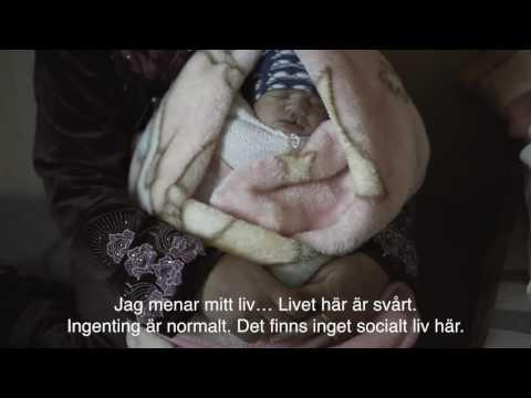 #childmothers, Amira Jordanien svensk text