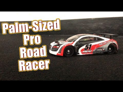 Pro Road Racer For Small Spaces - X-Power RC MIT Mini Indoor Touring 1:28 Car Review  | RC Driver