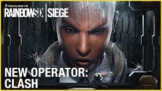 Rainbow Six Siege - New Operator: Clash