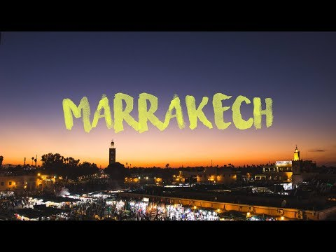 3 days in Marrakech
