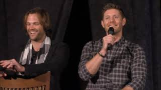 Ackles and Padalecki Doing What They Do Best