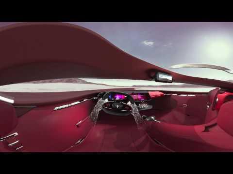 Renault TREZOR : VR Experience