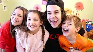 MY SIBLINGS ANSWER QUESTIONS ABOUT ME!!