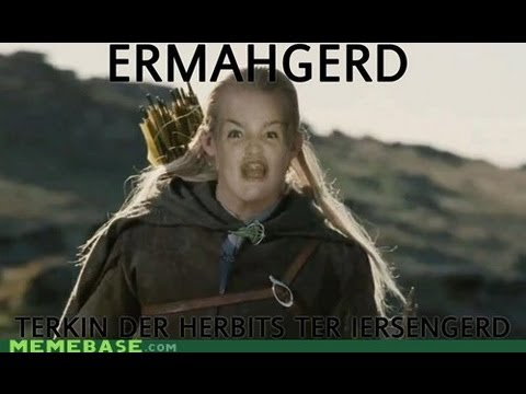 Funniest Lord Of The Rings Videos