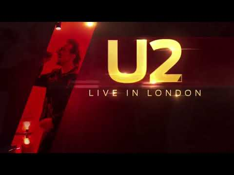 "U2 - ""Lights Of Home"" 