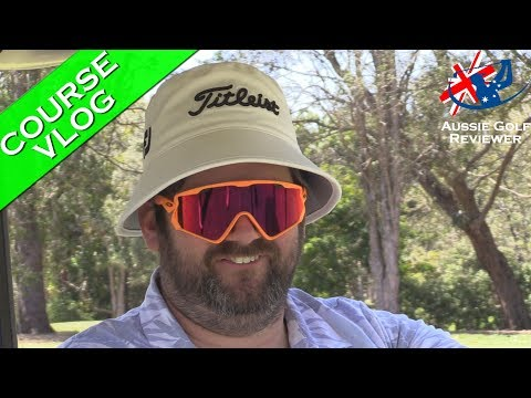 PAMPLING PLATE COURSE VLOG at CABOOLTURE GOLF CLUB PART 2