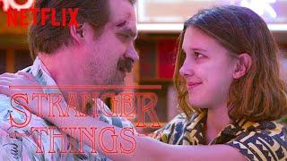 The Eleven & Hopper Story   Stranger Things   SPOILERS S3