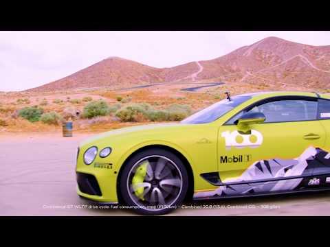 Bentley takes on Pikes Peak International Hill Climb 2019 | Bentley Motors