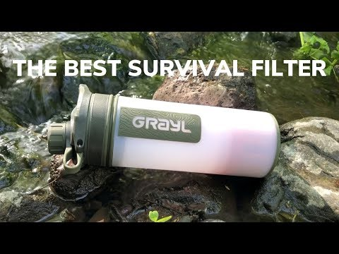The Worlds Fastest Portable Water Purifier