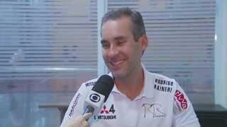Rodrigo Raineri no Jornal da EPTV