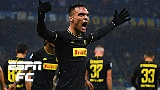 Lautaro Martinez sends Inter Milan to the top of Serie A with brace vs. SPAL   Serie A Highlights