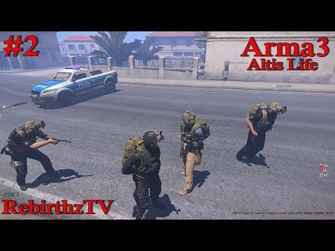 Arma 3: Altis Life #2 ยิงเต่าและความเกรียนที่ไม่มีใครหลุดได้