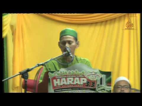 HARAP 3.3 - Deklamasi Sajak Ustaz Abu Bakar Saleh