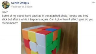 Comment Awards: Rubik's Cube (Speedcubing)