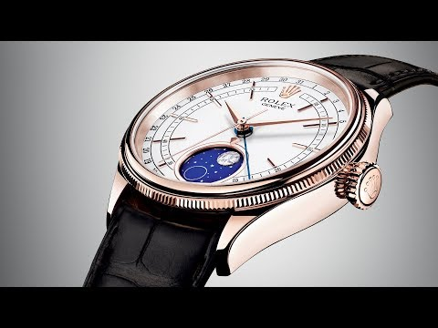 New Rolex Cellini Moonphase - Baselworld 2017