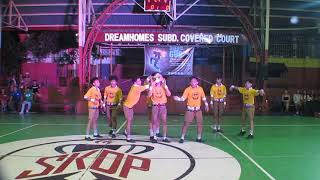 ZIGNO NG ZODIACO @ DREAM WITH GOD 2ND ANNIV. DANCE COMPETITION BRGY. DELA PAZ PASIG CITY