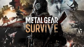 Metal Gear Dies