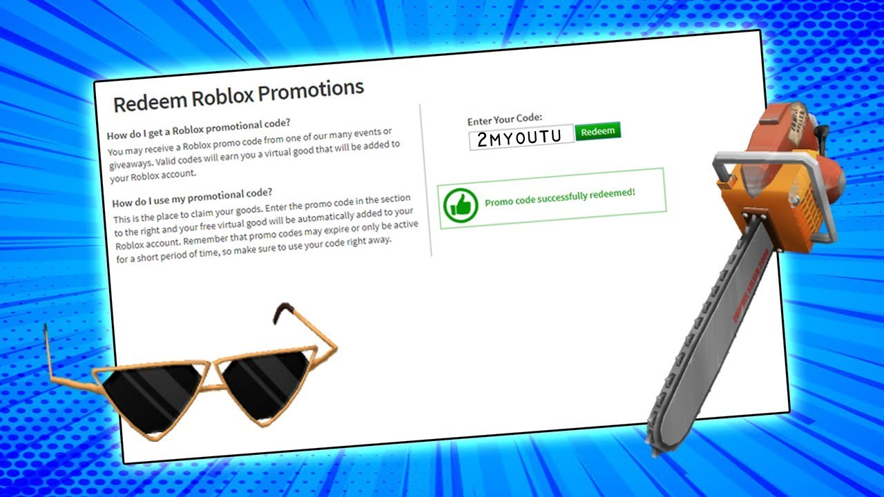 Redem Roblox Promotions Sandbox Promo Code
