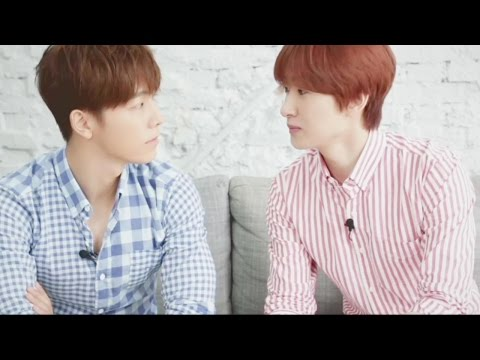 [Part 42] HaeHyuk/EunHae sweet moments - The look of love