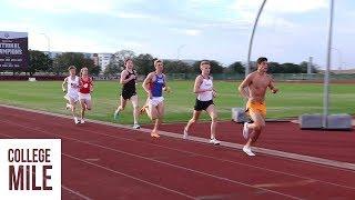College Roommate Mile Race