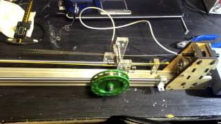 Coil build machine