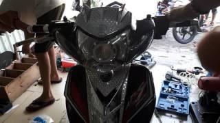 Đồ chơi xe máy sirius