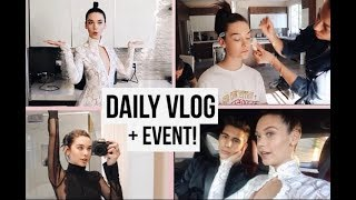 DAILY VLOG + EVENT || August 2017 ♥