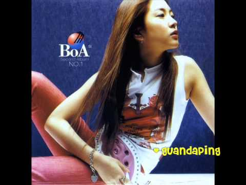 [AUDIO] BoA - No. 1
