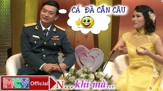 Cô gái có giọng hát ngọt ngào say lòng anh bộ đội | Huy Lương – Lê Liên | VCS #20 😘