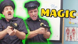 MAGIC SCHOOL COPS! (This Week in Smosh)