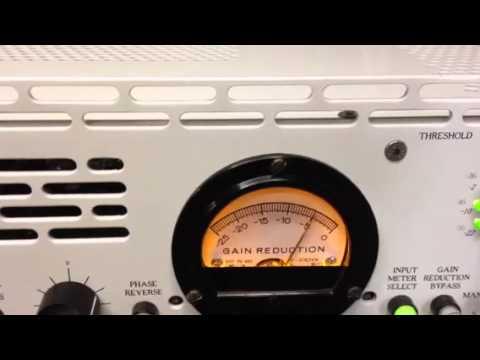 BA meter in use