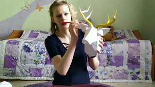 К акции ГТРК «Иртыш» присоединилась актриса Лицейского драматического театра Евгения Суровая