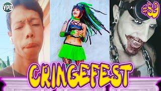 Tik Tok Cringefest | Only the Cringest of the Cringe Will Cringe it up! #Cringe 59