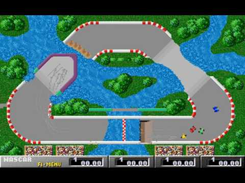Slicks 'n' Slide (Timo Kauppinen) (MS-DOS) [1993]