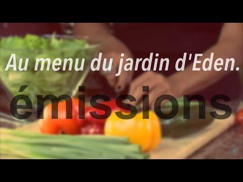Au menu du Jardin d'Éden